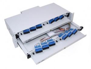 Fibre Cable Management - Type 1