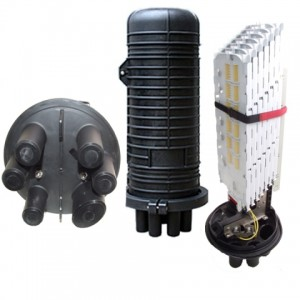 Fibre Cable Management - Type 3