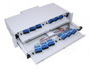 Fibre Cable Management - Type 1
