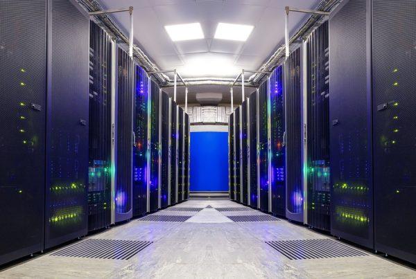 Bespoke Cyber Secure Cabinets Illustration image
