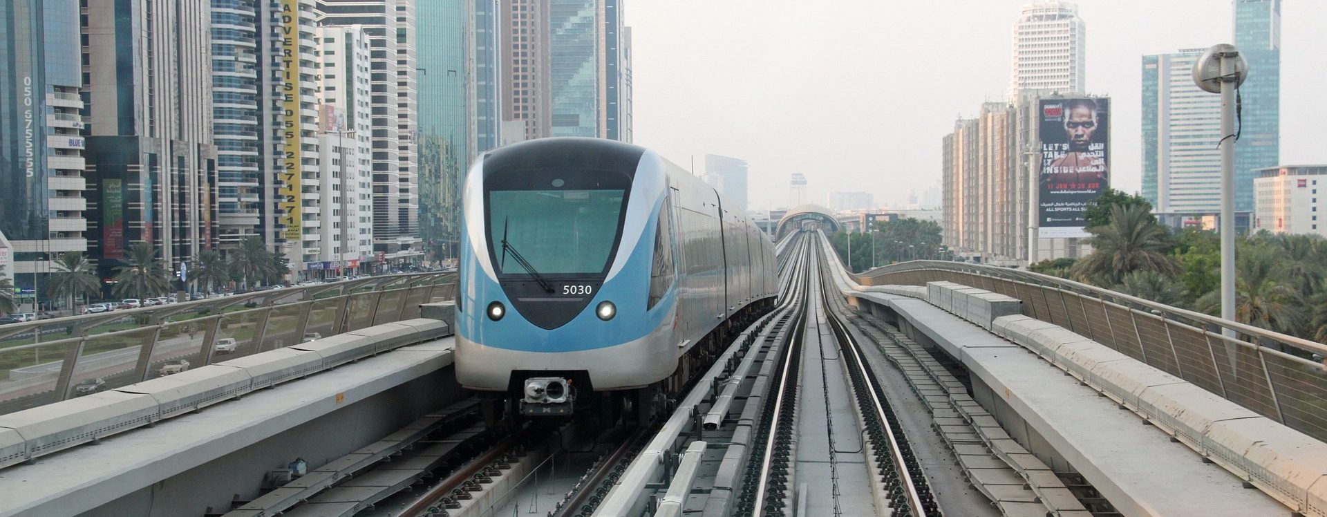 Dubai Metro Project