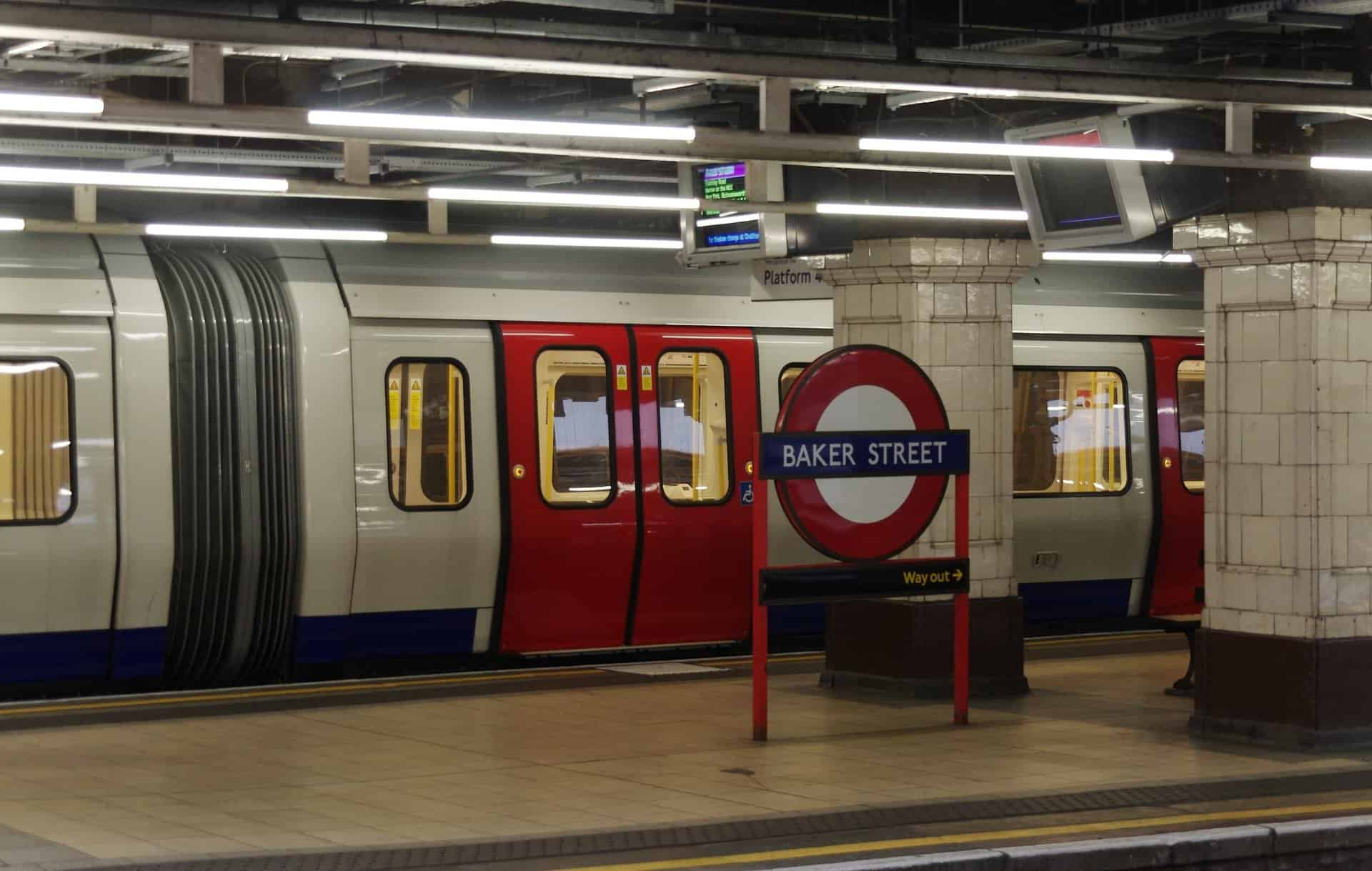 4LM Project – London Underground