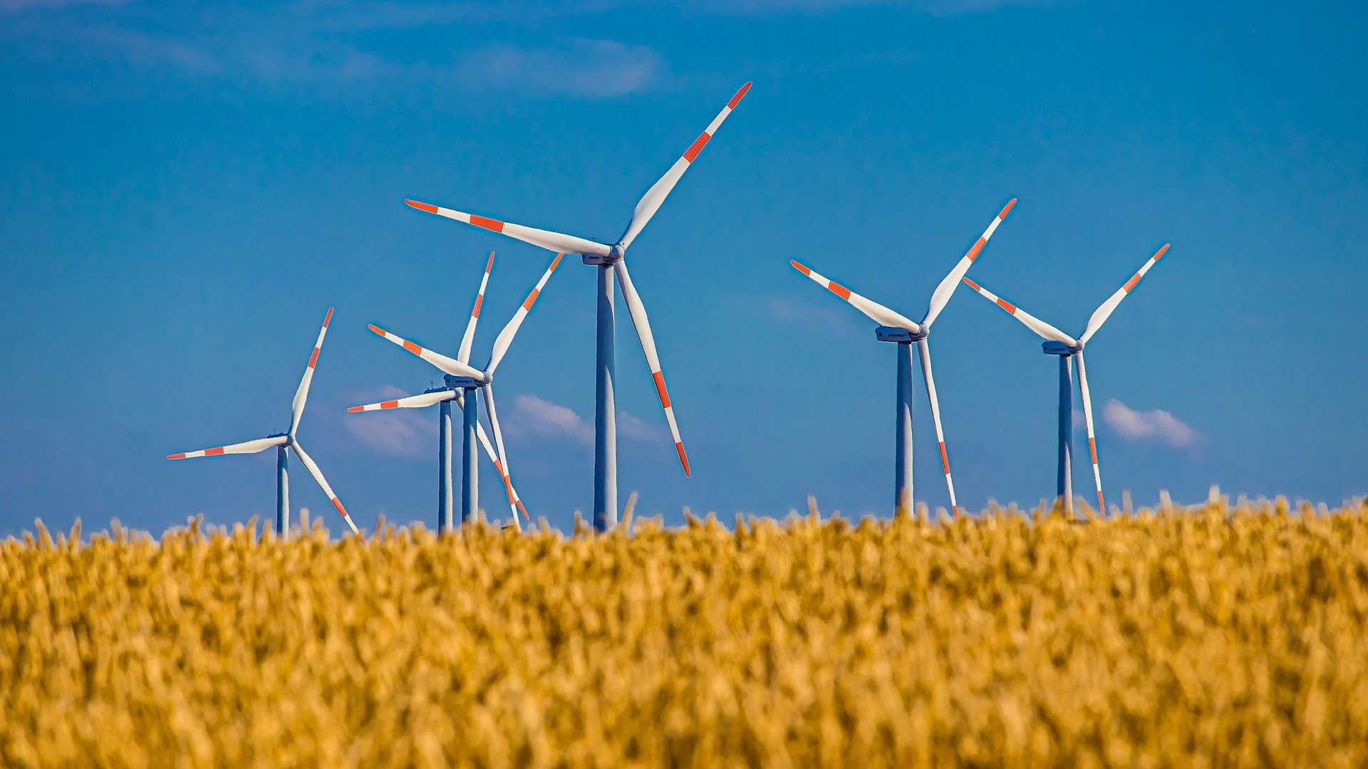 Renewable Energy Sources in England